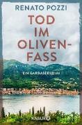 Cover-Bild zu eBook Tod im Olivenfass