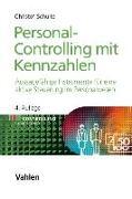 Cover-Bild zu Personal-Controlling mit Kennzahlen von Schulte, Christof