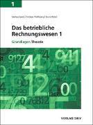 Cover-Bild zu Das betriebliche Rechnungswesen 1 - Grundlagen, Bundle mit digitalen Lösungen von Speck, Markus