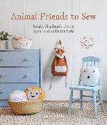 Cover-Bild zu Animal Friends to Sew (eBook) von Ishida, Sanae
