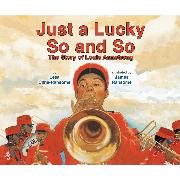 Cover-Bild zu Cline-Ransome, Lesa: Just a Lucky So and So (Unabridged) (Audio Download)