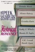 Cover-Bild zu Hiatt, Brenda: Sneak Peek Samplers: Historical Romance (eBook)