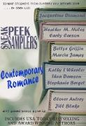 Cover-Bild zu Autrey, Clover: Sneak Peek Samplers: Contemporary Romance (eBook)