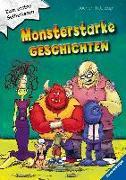 Cover-Bild zu Monsterstarke Geschichten von Till, Jochen