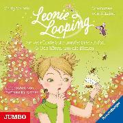 Cover-Bild zu Leonie Looping. Der verrückte Schrumpferbsen-Unfall & Das Rätsel um die Bienen (Audio Download) von Stronk, Cally