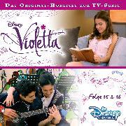 Cover-Bild zu Wiegand, Katrin: Violetta - Folge 15 + 16 (Audio Download)