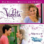 Cover-Bild zu Wiegand, Katrin: Violetta - Folge 17 + 18 (Audio Download)