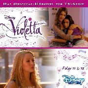Cover-Bild zu Mamone, Nico: Violetta - Folge 11 + 12 (Audio Download)