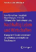 Cover-Bild zu Franz, Hans-Werner (Hrsg.): Nachhaltig Leben und Wirtschaften (eBook)