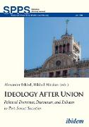 Cover-Bild zu Minakov, Mykhailo (Hrsg.): Ideology After Union (eBook)