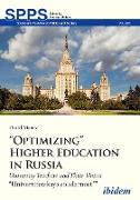 "Cover-Bild zu Mandel, David: ""Optimizing"" Higher Education in Russia (eBook)"