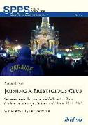Cover-Bild zu Shagina, Maria: Joining a Prestigious Club (eBook)