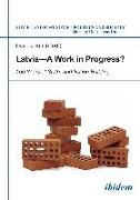 Cover-Bild zu Germane, Marina: Latvia - A Work in Progress? (eBook)