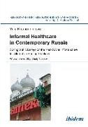 Cover-Bild zu Krasheninnikova, Yulia: Informal Healthcare in Contemporary Russia (eBook)