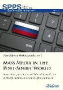 Cover-Bild zu Laruelle, Marlene: Mass Media in the Post-Soviet World (eBook)