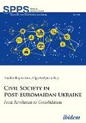 Cover-Bild zu Shapovalova, Natalia (Hrsg.): Civil Society in Post-Euromaidan Ukraine (eBook)