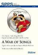 Cover-Bild zu Rogatchevski, Andrei: War of Songs (eBook)