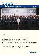 Cover-Bild zu Rotaru, Vasile: Russia, the EU, and the Eastern Partnership (eBook)