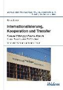 Cover-Bild zu Lenz, René: Internationalisierung, Kooperation und Transfer (eBook)