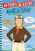 Cover-Bild zu Morgan, Sally J.: Trailblazers: Amelia Earhart (eBook)