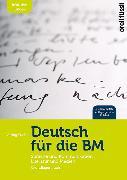 Cover-Bild zu Deutsch für die BM - inkl. E-Book