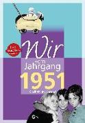 Cover-Bild zu Storz, Bernd: Wir vom Jahrgang 1951 - Kindheit und Jugend