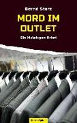 Cover-Bild zu Storz, Bernd: Mord im Outlet (eBook)