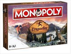 Cover-Bild zu Monopoly Engadin
