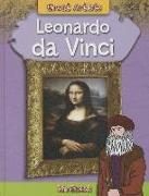 Cover-Bild zu Leonardo Da Vinci von Zaczek, Iain