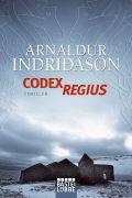 Cover-Bild zu Codex Regius von Indriðason, Arnaldur