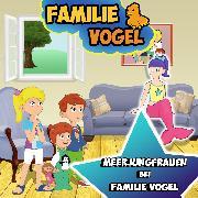Cover-Bild zu eBook Meerjungfrauen bei Familie Vogel