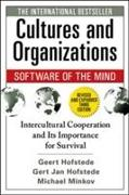 Cover-Bild zu Hofstede, Geert: Cultures and Organizations - Software of the Mind