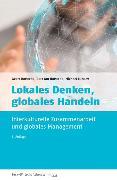 Cover-Bild zu Hofstede, Geert: Lokales Denken, globales Handeln (eBook)