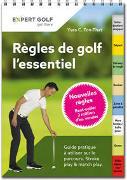 Cover-Bild zu Règles de golf, l'essentiel