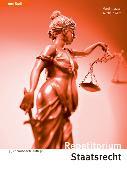 Cover-Bild zu Repetitorium Staatsrecht
