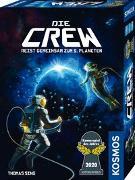 Cover-Bild zu Die Crew - Auf der Suche nach dem 9. Planeten von Sing, Thomas