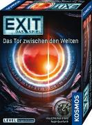 Cover-Bild zu EXIT - Das Spiel: Das Tor zwischen den Welten von Brand, Markus