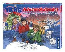 Cover-Bild zu TKKG JUNIOR Adventskalender