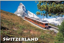Cover-Bild zu 2252; Magnet Gornergrat