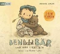 Cover-Bild zu Engler, Michael: Ben liebt Bär ... und Bär liebt Ben
