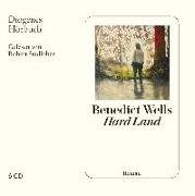 Cover-Bild zu Wells, Benedict: Hard Land