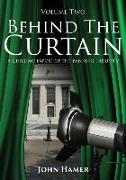 Cover-Bild zu Hamer, John: Behind the Curtain: A Chilling Exposé of the Banking Industry