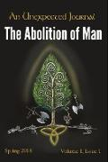 "Cover-Bild zu Journal, An Unexpected: An Unexpected Journal: Thoughts on ""The Abolition of Man"" (Volume 1) (eBook)"