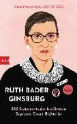 Cover-Bild zu Bader Ginsburg, Ruth: Ruth Bader Ginsburg
