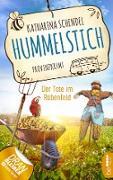 Cover-Bild zu eBook Hummelstich - Der Tote im Rübenfeld