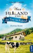 Cover-Bild zu eBook Herr Heiland und der Tote im Kuhstall