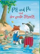 Cover-Bild zu Winter, Nele: Pit und Pu und der große Streit
