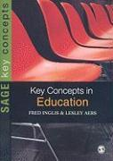 Cover-Bild zu Inglis, Fred: Key Concepts in Education
