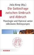 Cover-Bild zu Knop, Julia (Hrsg.): Die Gottesfrage zwischen Umbruch und Abbruch (eBook)
