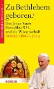 Cover-Bild zu Söding, Thomas (Hrsg.): Zu Bethlehem geboren? (eBook)